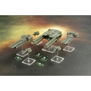 Dindrenzi Federation Planetfall Naval Division Fleet