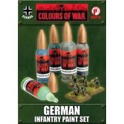 German Infantry Paint Set