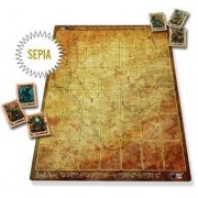 Lords of War - Battlemat : Sepia