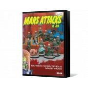 Mars Attacks : Division Scientifique Martienne