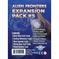 Alien Frontiers : Expansion Pack 5 0