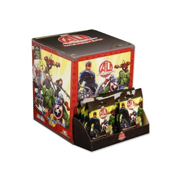 Dice Masters (Anglais) - Age of Ultron : Boite de 90 Boosters