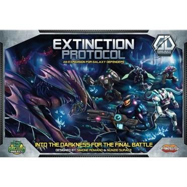 Galaxy Defenders - Extinction Protocol