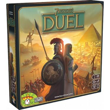 7 Wonders Duel VF