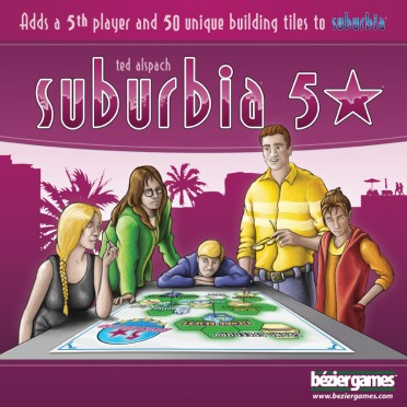 Suburbia - 5 Star Expansion