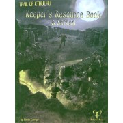 Trail of Cthulhu - Keeper's Resource Book and Screen