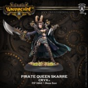 Pirate Queen Skarre pas cher