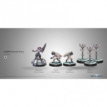 Infinity - Aleph Support Pack