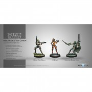 Infinity - Dire Foes Mission Pack 5 : Viral Outbreak