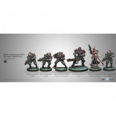 Infinity - Morat Aggression Force - Combined Army