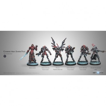 Infinity - Combined Army Starter Pack