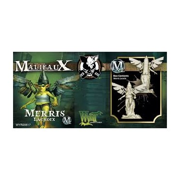 Malifaux 2nd Edition Merris Lacroix