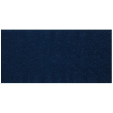 Tapis Suédine Uni Bleu