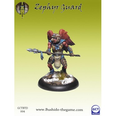 Bushido - Zephyr Guard