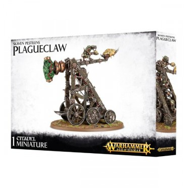 Age of Sigmar : Chaos - Skaven Pestilens Plagueclaw