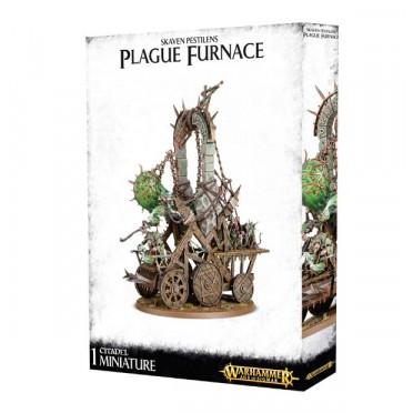 Age of Sigmar : Chaos - Skaven Pestilens Plague Furnace