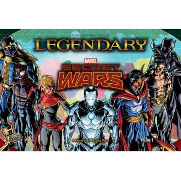 Legendary : Marvel Deck Building - Secret Wars Expansion Volume 1