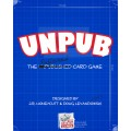 Unpub - The Unplublished Card Game 0