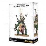 Age of Sigmar : Chaos - Nurgle Rotbringers Maggoth Lord