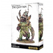 Age of Sigmar : Chaos - Nurgle Rotbringers The Glottkin