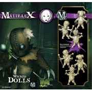 Malifaux 2nd Edition - Wicked Doll