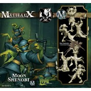 Malifaux 2nd Edition - Moon Shinobi