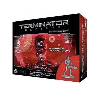 Terminator Genisys - Endoskeletons