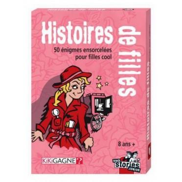 Black Stories Junior - Histoires de Filles