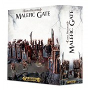 Age of Sigmar : Décors - Chaos Dreadhold Malefic Gate