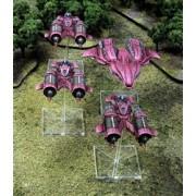 Planetfall - Sorylian Collective Aerial Interceptor Helix