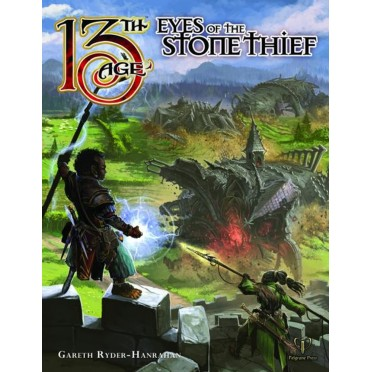 13th Age Fantasy RPG - Eyes of the Stone Thief