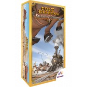 Colt Express VF - Chevaux et Diligence