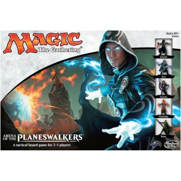 Magic: The Gathering – Arena of the Planeswalkers (Anglais)