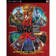 Feng Shui 2 RPG - Core Rulebook