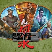 Feng Shui 2 RPG - Game Master's Screen