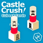 Castle Crush! Cubes & Cards