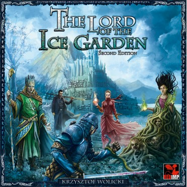 The Lord of the Ice Garden 2nd Edition