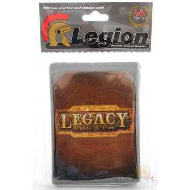 50 Deck Protector Legacy - Gears of Time