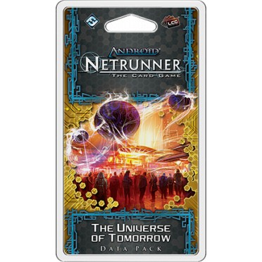Android Netrunner - The Universe of Tomorrow