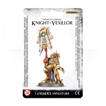 Age of Sigmar : Order - Stormcast Eternals Knight Vexillor