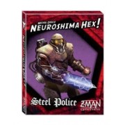 Neuroshima Hex 3.0 : Steel Police (Anglais)