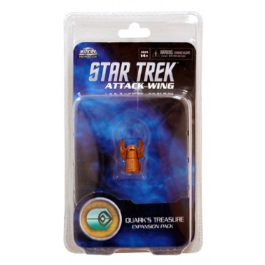 Star Trek : Attack Wing - Quark's Treasure (Wave 18)