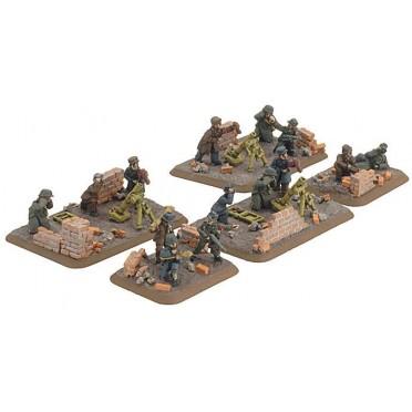 Volkssturm Mortar Platoon