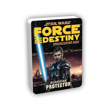 Star Wars: Force and Destiny - Protector Specialization Deck