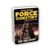 Star Wars: Force and Destiny - Shii-Cho Knight Specialization Deck