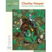 Puzzle - Woodland Wonders de Charley Harper - 1000 Pièces