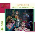 Puzzle - Puppets and Marionettes de Jay Burch - 300 Pièces 0