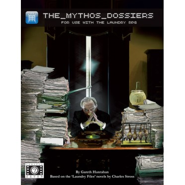 The Laundry - The Mythos Dossiers