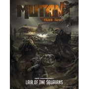 MUTANT: Year Zero - Lairs Of The Saurians