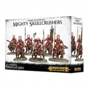 Age of Sigmar : Chaos - Khorne Bloodbound Mighty Skullcrushers